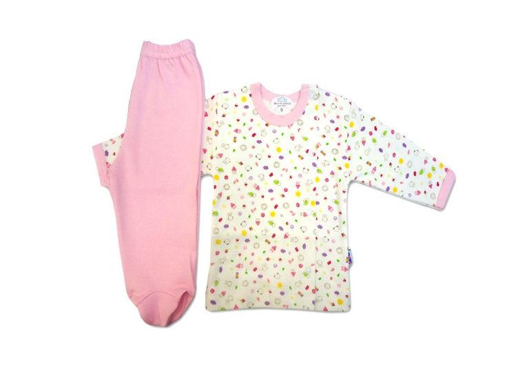 Sema Bebe Bebek Pijama Takımı - Pembe resmi