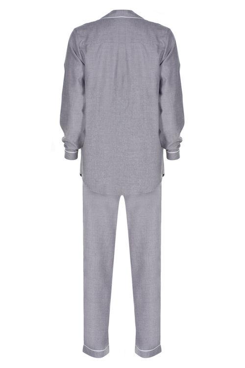 Koton Erkek Pijama Takım - Gri resmi